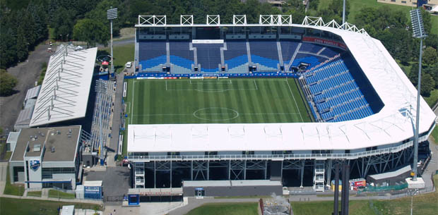 Image result for stade saputo